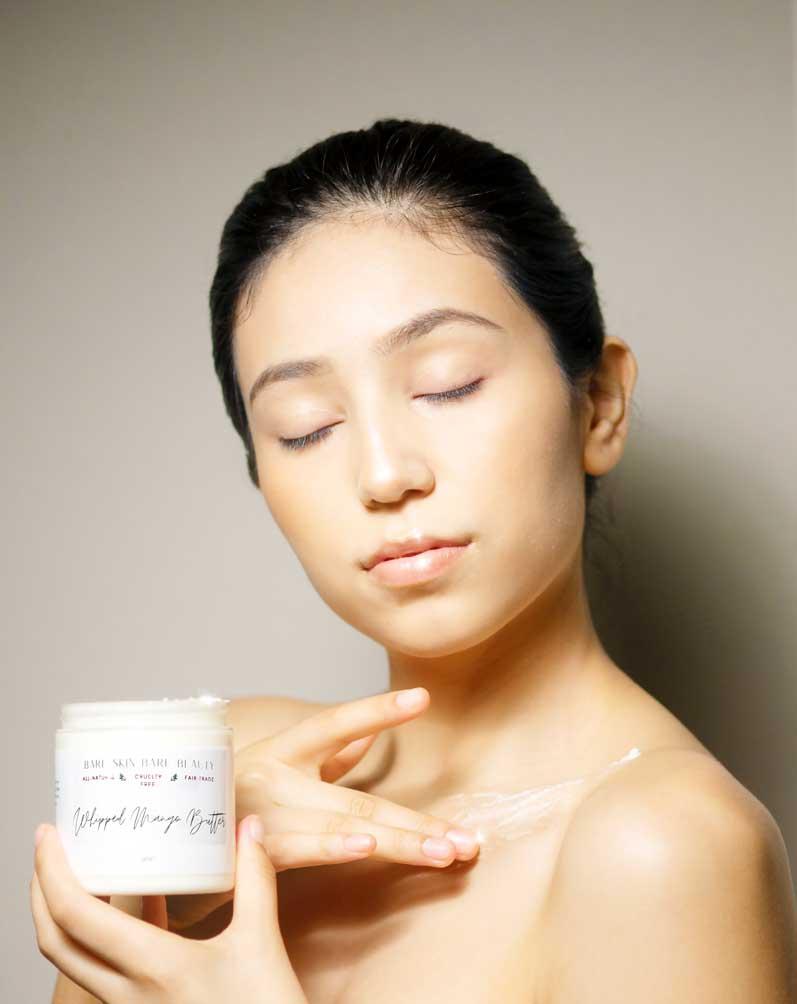 Bare Skin Bare Beauty Whipped Mango Butter - Shop Skincare ...
